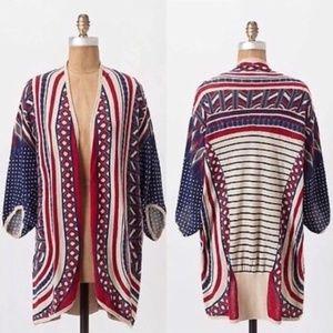 Angel of The North Kimono Cardigan Sweater